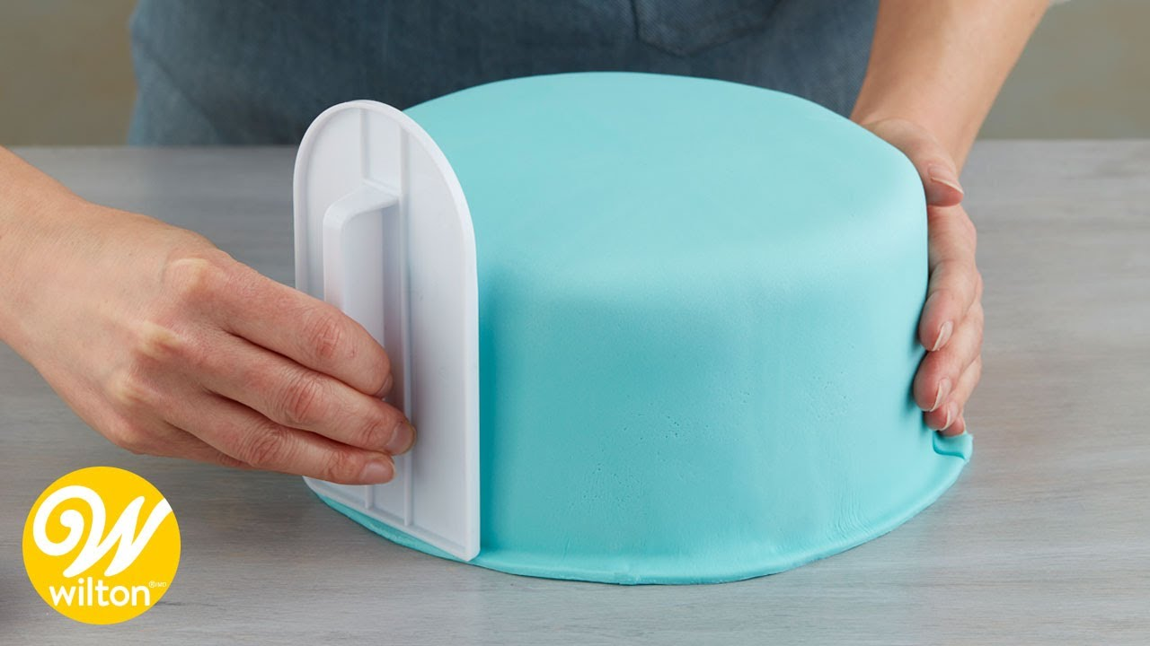 Download How to Cover a Round Cake with Fondant | Wilton