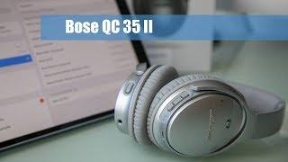 Bose QuietComfort QC 35 II Análisis, unboxing y opinión