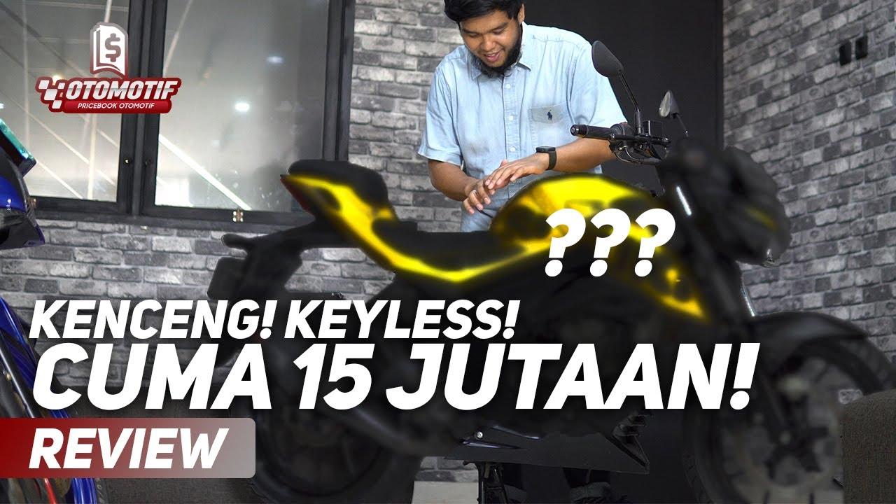 Motor Sport Bekas Cuma 15 Jutaan, Kenceng dan udah Keyless! Review Suzuki GSX S150 2019