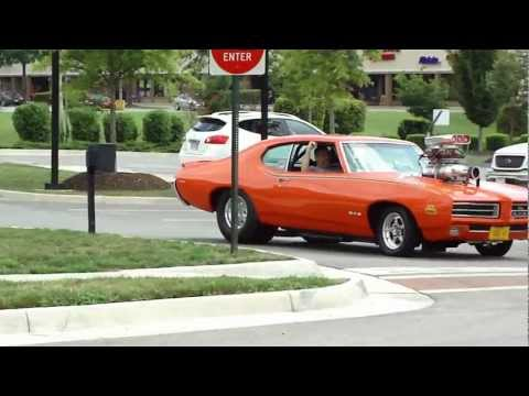 69 GTO JUDGE BLOWER 2-FOURS *PRO-STREET BEAST * CRAZY INSANE RIDE * BAD ASS * SICK