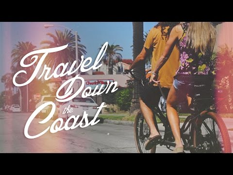 """Cali Conscious - """"Travel Down The Coast"""" (Official Music Video)"""