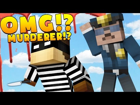SAVE US FROM THE MINECRAFT KILLER!