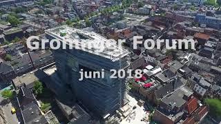 Achter De Rooilijn 10 6 2018 Bouwkuip Westcord Binnenmuren Merckt Constructie Merckt