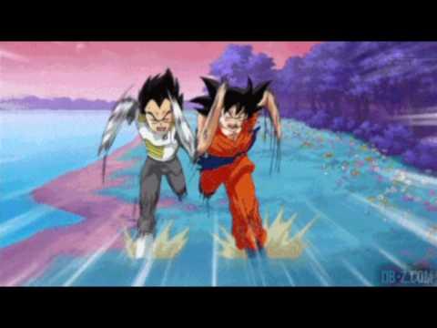 Dragon Ball Z Vegeta AMV Lil Uzi-Erase Your Social