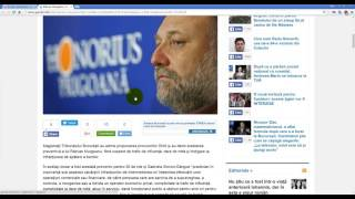 Mediafax ro si Gandul info au devenit site haznale media