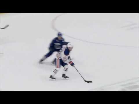 Edmonton Oilers vs Vancouver Canucks Rookie game highlights - September 11, 2017