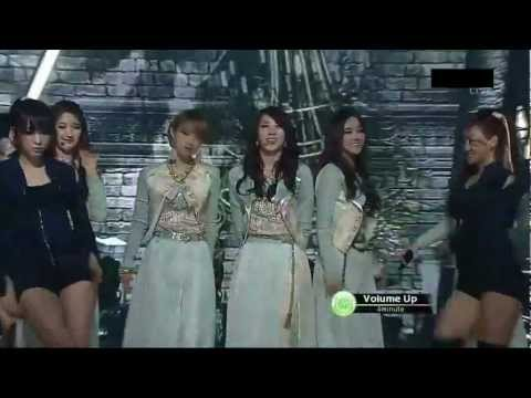 4minute‧Volume Up