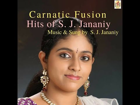 Enna Thavam - Carnatic Fusion - Tamil Kannan Song.Music &  Sung and by S. J. Jananiy - Classic Waves