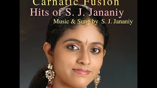 Enna Thavam - Carnatic Fusion - Tamil Kannan Song. Sung and Music By S. J. Jananiy - Classic Waves