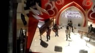 Paduan Angklung dengan Musik Modern - Harmonisasi