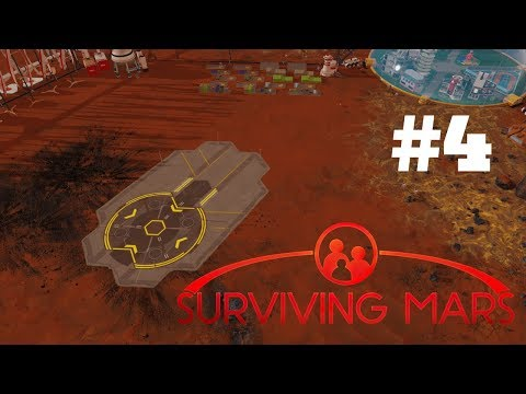 Surviving Mars - New Updates - Episode 4