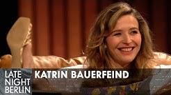 Katrin Bauerfeind ärgert sich über Fußfetischisten!   Late Night Berlin   ProSieben