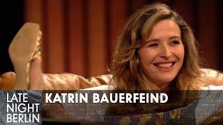 Katrin Bauerfeind ärgert sich über Fußfetischisten! | Late Night Berlin | ProSieben