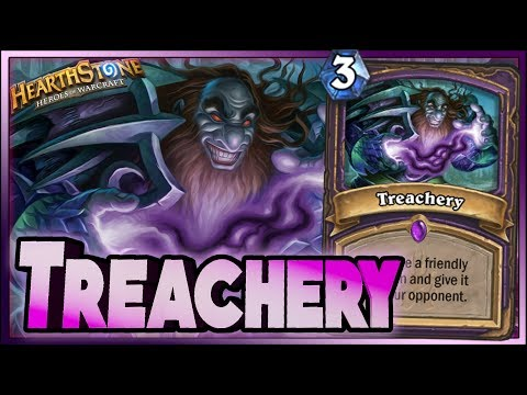 Hearthstone - Best of Treachery - Funny and lucky Rng Moments