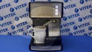 рецепт приготовления какао в кофеварке VITEK VT-1514 BK