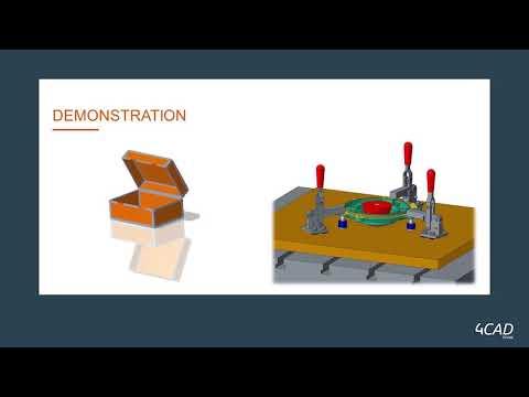 Automatiser les tâches répétitives de CAO avec SmartAssembly