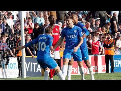 Stockport Wrexham Goals And Highlights