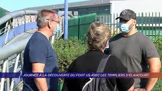 Yvelines | Journée à la découverte du foot US avec les templiers d'Élancourt