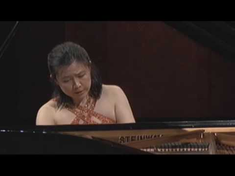 Amy J. Yang  Bach: French Overture BWV 831 Part 1