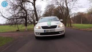 Škoda Octavia G-TEC (2.díl pořadu ZA VOLANTEM)