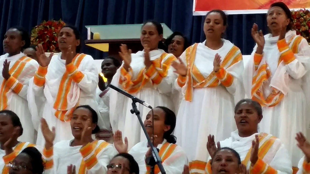 AA apostolic church Gofa mothers' choir