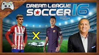 Narração Galvão Bueno Dream League Soccer 2016 ! ( EDIÇÃO )