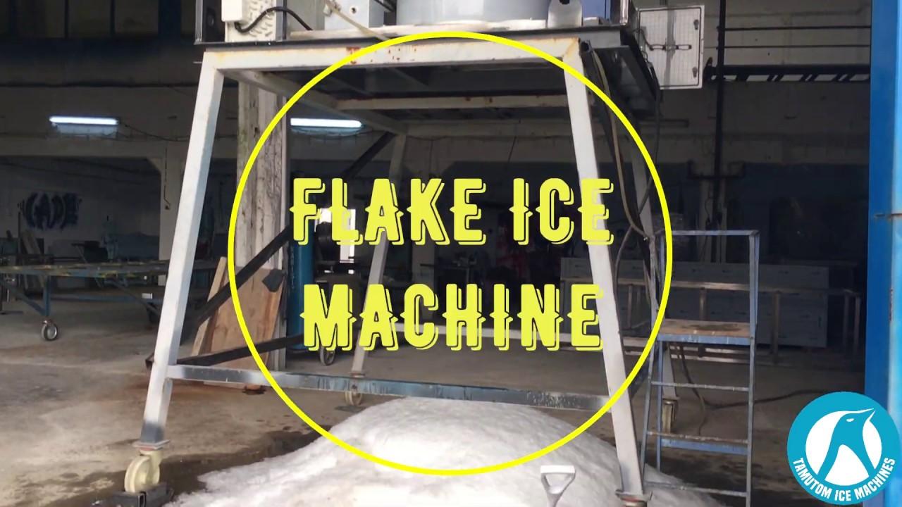 Flake Ice Machine ( TAMUTOM )