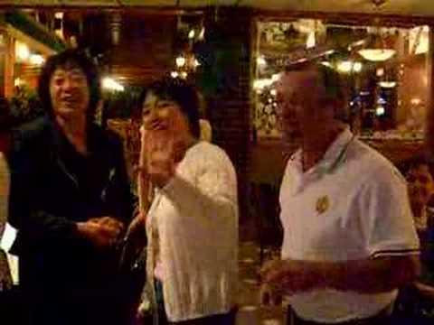 Karaoke Chinese style