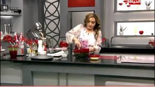 برنامج المطبخ – بوريك حلزوني بالسبانخ  – الشيف آيه حسني – Al-matbkh