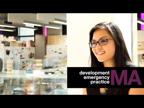 MA Development and Emergency Practice at Oxford Brookes University