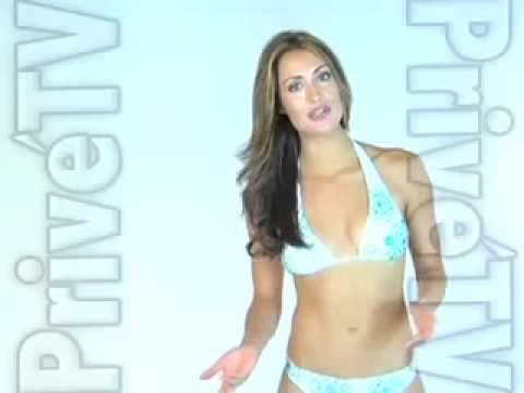 Katie Cleary on PriveTV most beautiful of Deal or No Deal