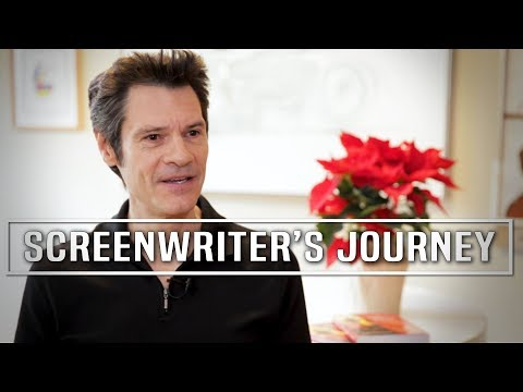A Screenwriter's Journey To Success - Mark Sanderson [FULL INTERVIEW]