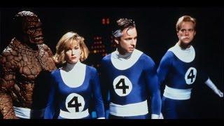 Фантастическая четверка  (1994) (Трейлер) #МондешВилль