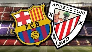 Barcelona vs Athletic Bilbao (Copa del Rey) LIVE | EN VIVO