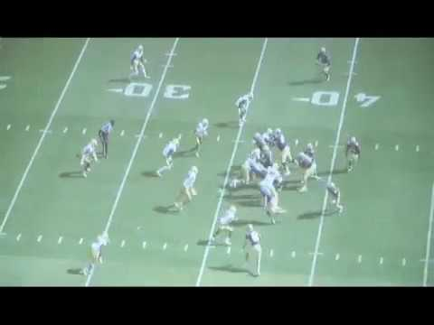 Ashley Ingram - The Navy Triple Option Run Game