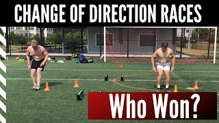 Lacrosse Speed & Agility: Change of Direction Elevates an Athletes Status.