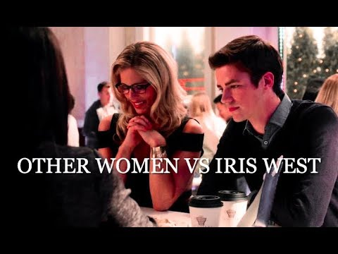Barry Allen with other women vs Iris West [THE FLASH]