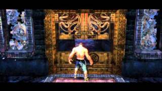 Splatterhouse Walkthrough - Phase 6: A Beast with a Human Heart - Part 1 [HD] (X360, PS3)