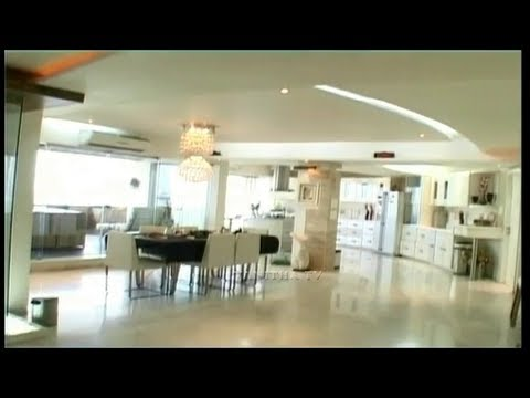 Modern Penthouse Interior Design - Part-1 / 2