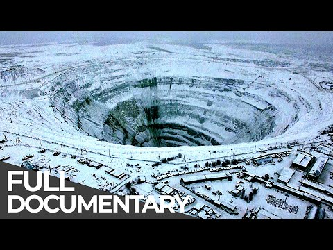 Toughest Jobs In The World: Cleaning Industrial Plant, Diamond & Gold Mine | Free Documentary