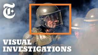 Chile's Security Forces Have Injured Hundreds, Here's How | Visual Investigations