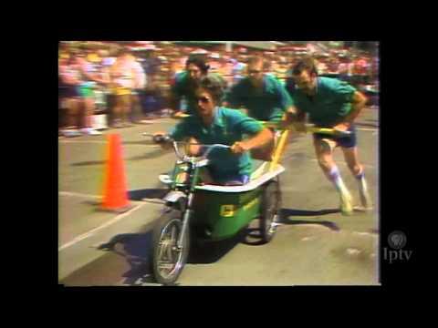 Iowa State Fair: 1982 Bathtub Races