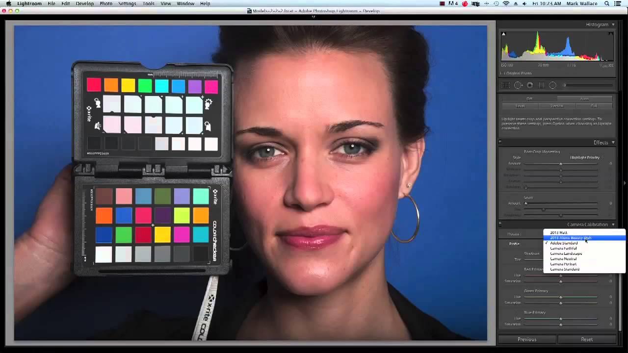 color checker tool
