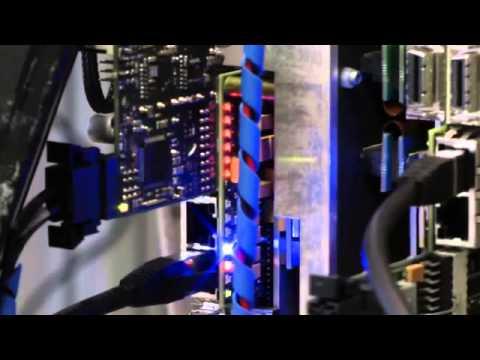 The Human Brain Project SP 9 Neuromorphic Computing Platform سيليكونية لخلايا عصبية المشروع 9