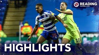 2-minute review | Reading 0-2 Sheffield United | Sky Bet Championship | 8th December 2018