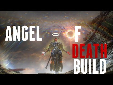 Dark Souls 3 - Angel of Death Build - You Must See This Insanity! |