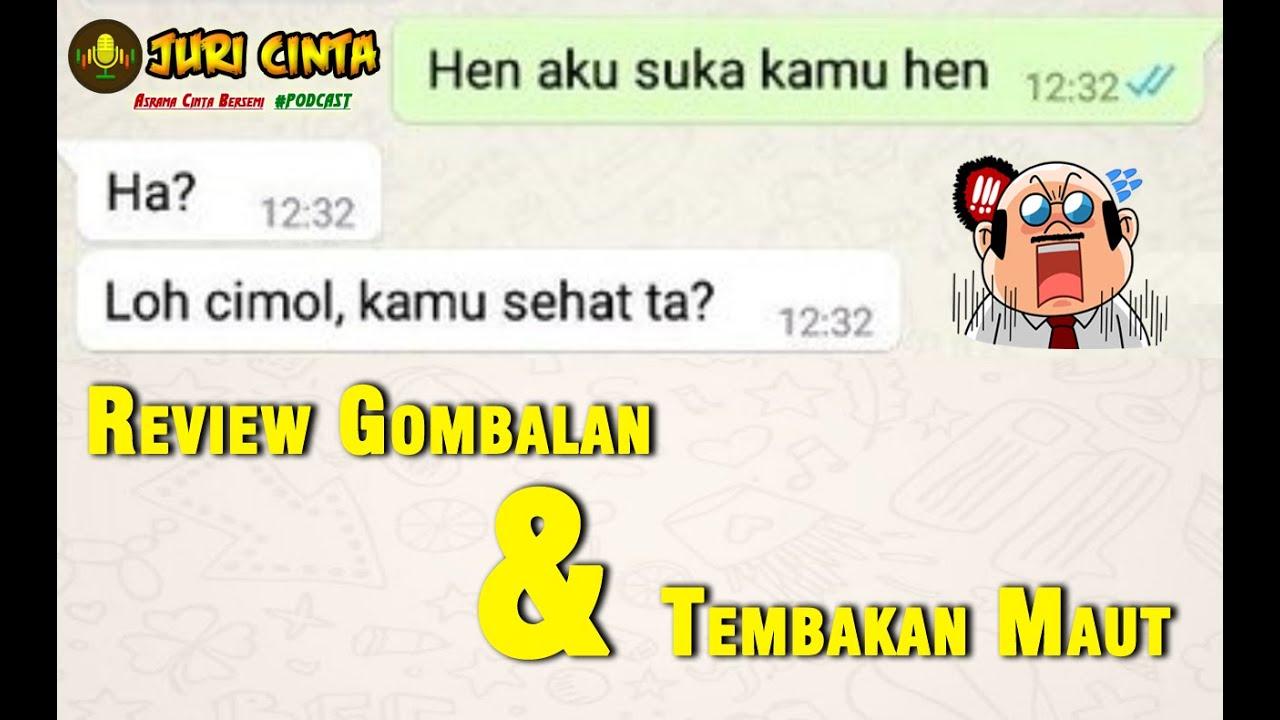 #PODCAST Review Nembak Lewat WhatsApp, Ceweknya Nembak Duluan ??