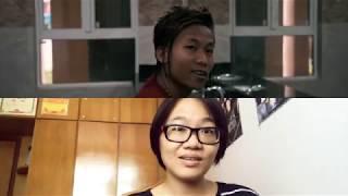 CHINESE REACT TO K4 KEKHO  I Am An Indian (Music Video) Arunachal Pradesh, North East India