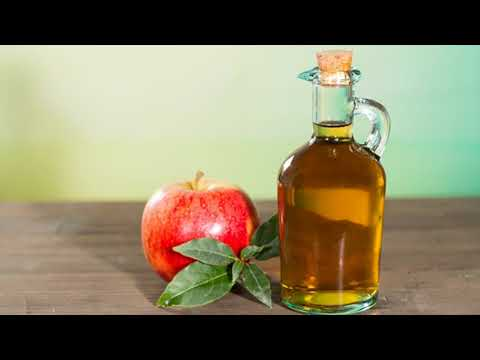 Body Detoxification Possible With Apple Cider Vinegar- Maintains Body Ph