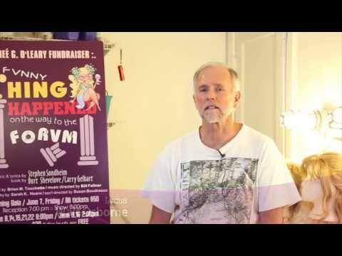 FORUM: Actor Interview - Walt Osborne